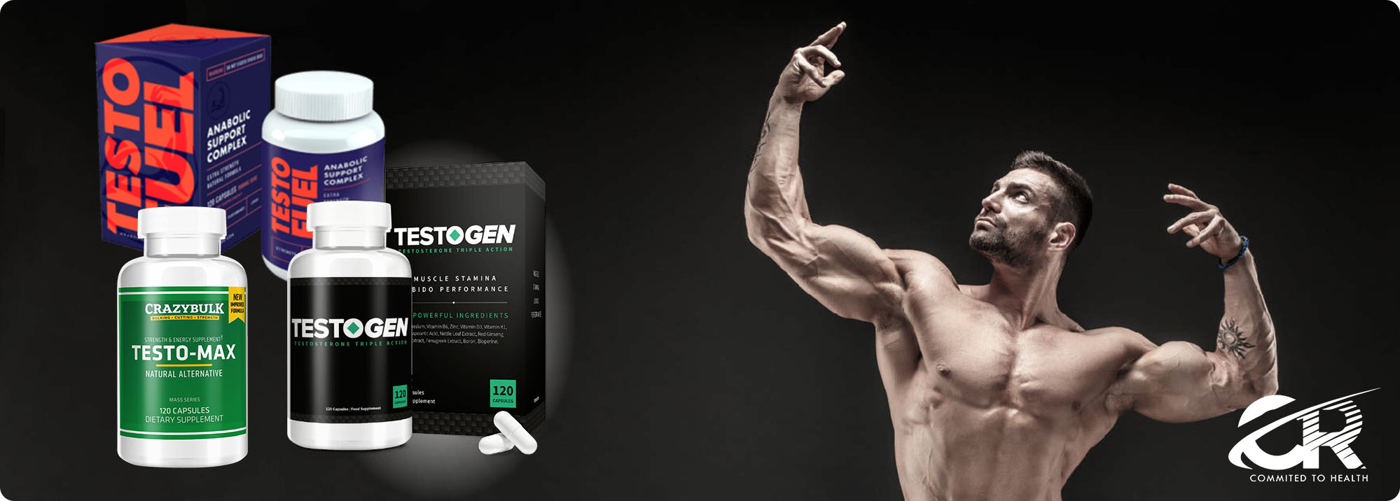 3 best Testosterone Booster Supplement in 2020